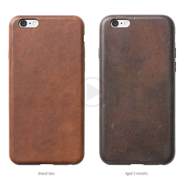 low priced 2b353 4b2a0 The New Collection of Horween Leather Added by Nomad for Cases of ...