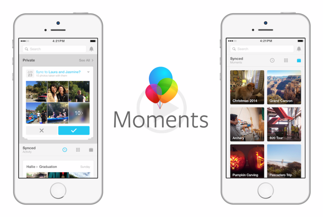Facebook Forcing Users to Download Moments App Now