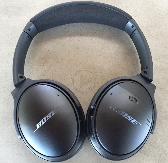 Review For Bose Quite Comfort QC35