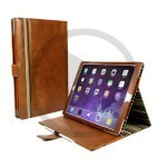 MacBook Leather Case of Burkley Adds that Elegant Touch