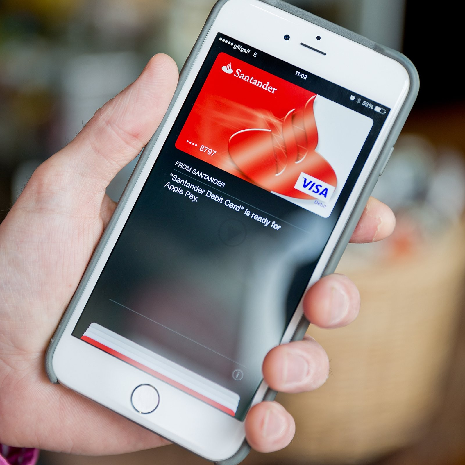 Promotions Offered on Transactions Made through Apple Pay