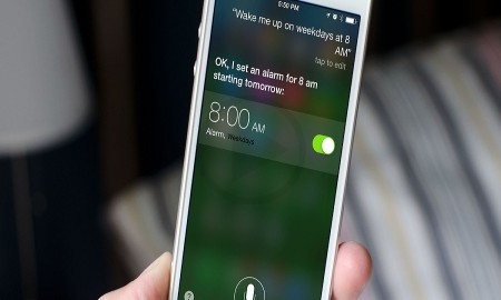 The Hey Siri Intelligence Activates Only a Device that is Nearby at a Time with the iOS 10