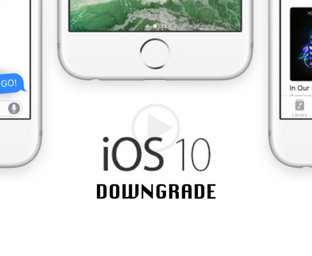 Few Things that You Need to Keep in Mind If You Want to Downgrade From the iOS10