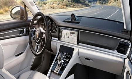 CarPlay in Porsche