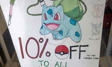 Pokemon Go to Begin Advertising For Local Businesses