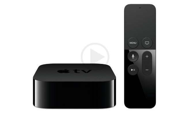VH1, MTV and Comedy Central added to Apple TV