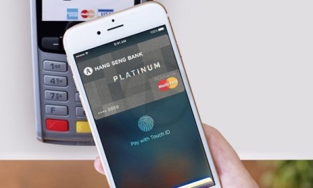 Apple Pay launched in Hong Kong