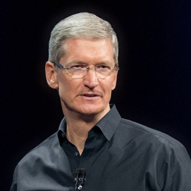 Remembering Jobs! Tim Cook Gets Emotional, Handles Encryption Issue