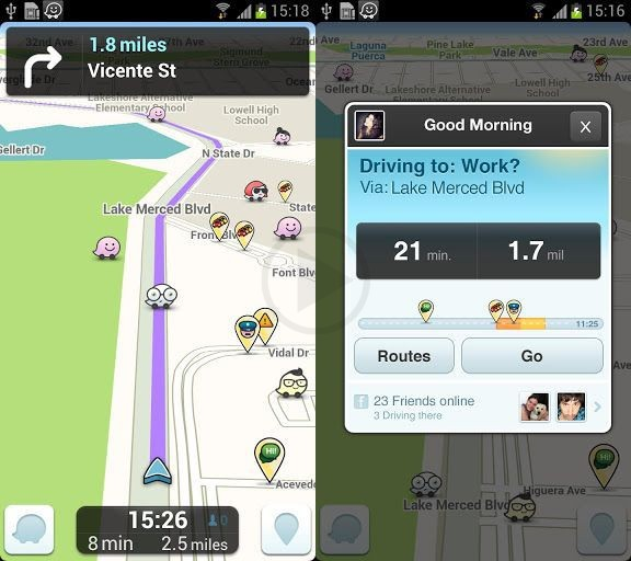 Advanced Notifications of Road Closures Helps to Make Things Easy by Waze for Users