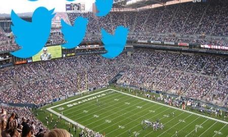 Apple TV Tweets NFL
