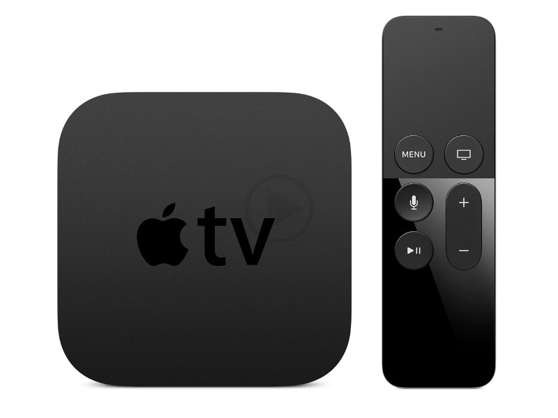 Apple Releases Siri Remote App for Apple TV