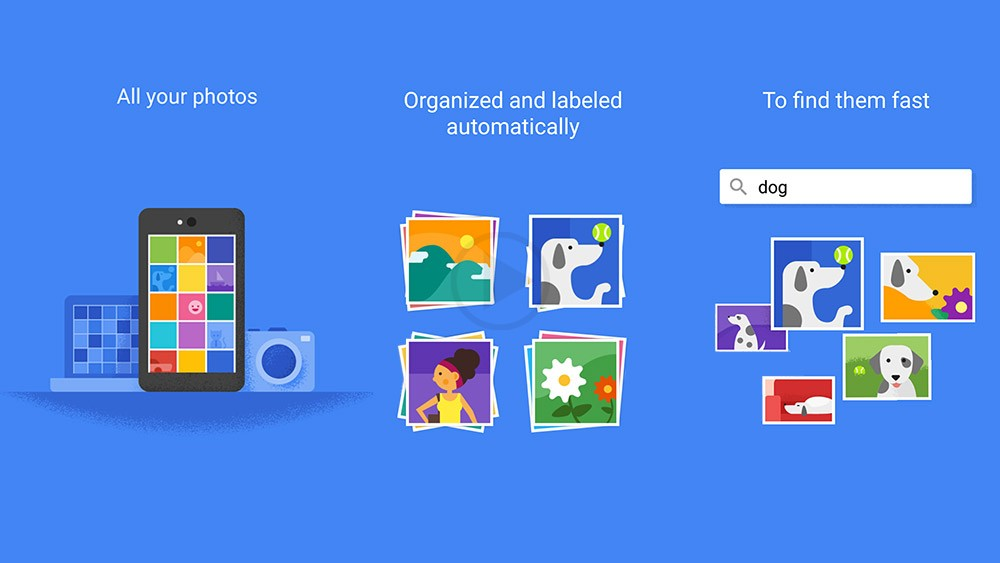 Googles New Photos App to Provide More Space Especially for 16GB iPhone Users