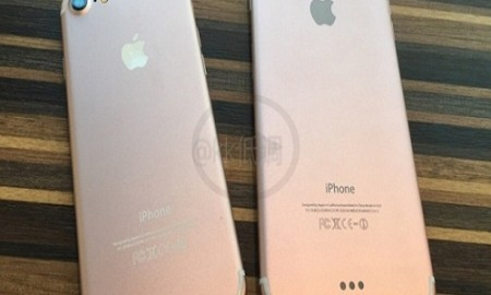 Alleged Leak of the iPhone 7 Shows Various Internal Changes