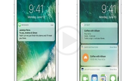 The Privacy of the Personal Information May Have Taken a Backseat with the iOS10s Lock  Screen