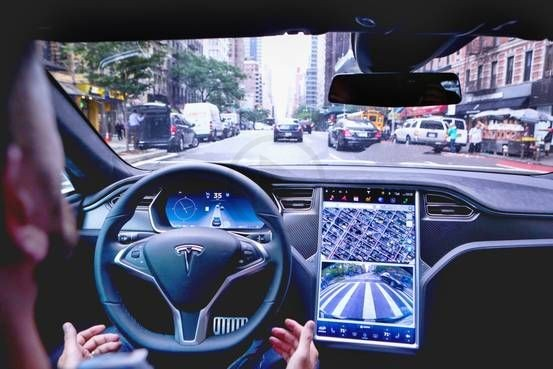 Beijing Car Crash Forces Tesla to Reconsider Self Driving Depiction