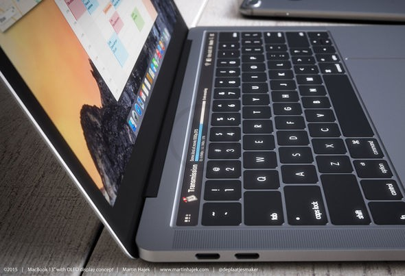 Will Apple Come up with a MacBook Pro that is Touch Screen?