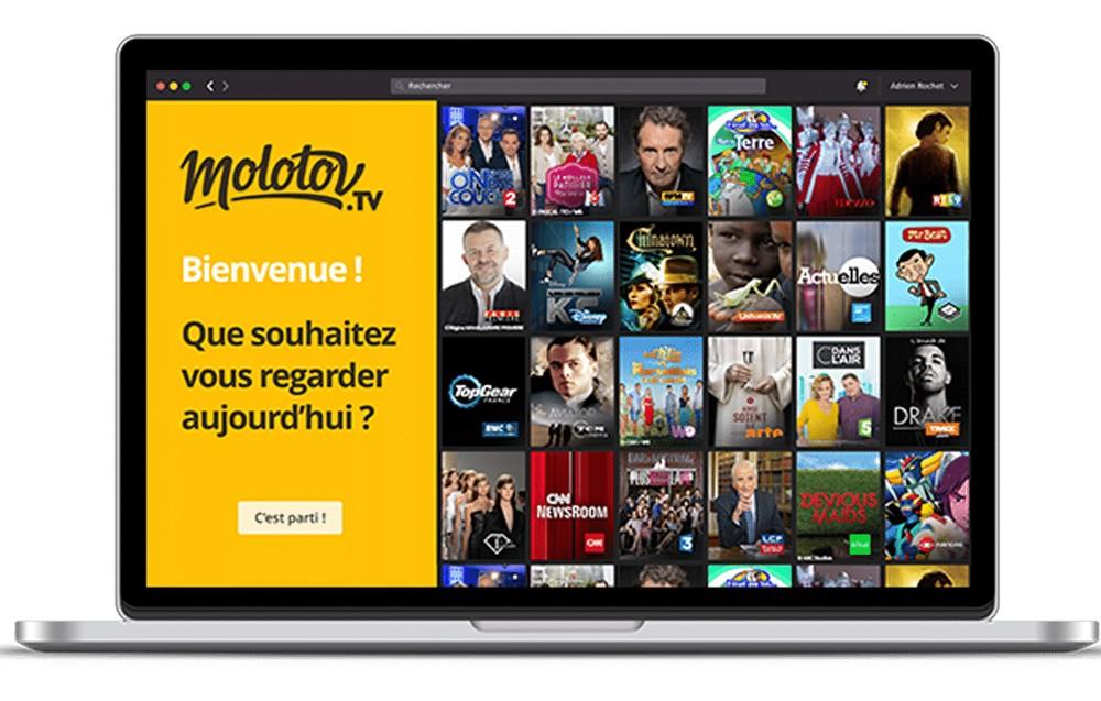 Apple TV Launches Freemium French Molotov TV