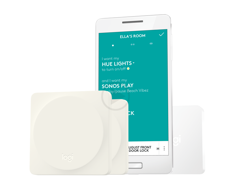 Pop Home Switch Accessory to Be Introduced by Logitech for Better Control of Smart Home  Devices